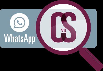 CvdS over Whatsapp